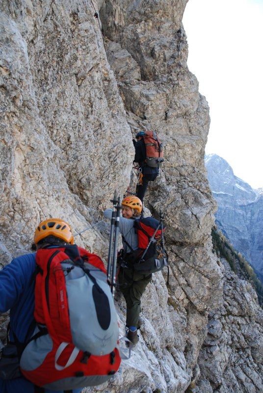 Triglav - Traversing With A Smile